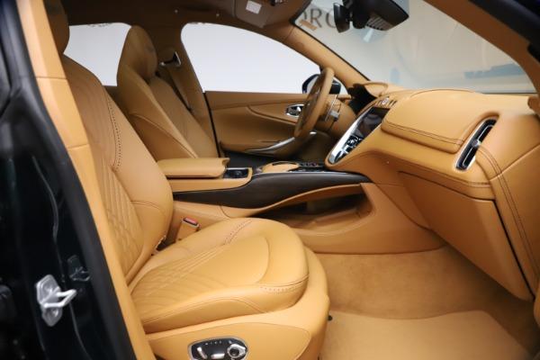 New 2021 Aston Martin DBX for sale $214,986 at Maserati of Greenwich in Greenwich CT 06830 17