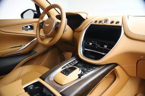 New 2021 Aston Martin DBX for sale $214,986 at Maserati of Greenwich in Greenwich CT 06830 18