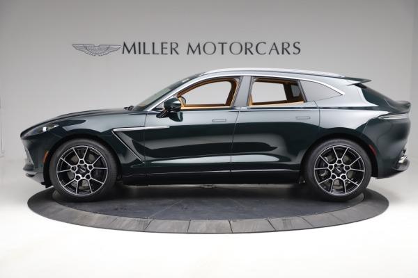 New 2021 Aston Martin DBX for sale $214,986 at Maserati of Greenwich in Greenwich CT 06830 2