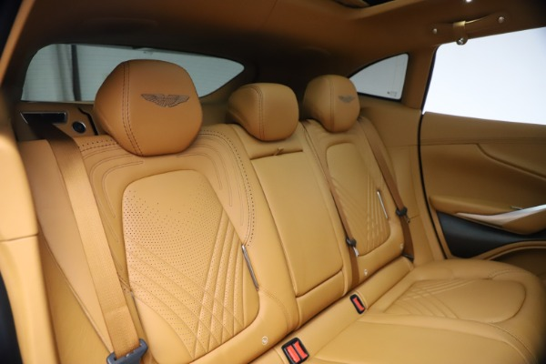New 2021 Aston Martin DBX for sale $214,986 at Maserati of Greenwich in Greenwich CT 06830 20