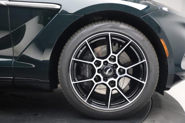 New 2021 Aston Martin DBX for sale $214,986 at Maserati of Greenwich in Greenwich CT 06830 21
