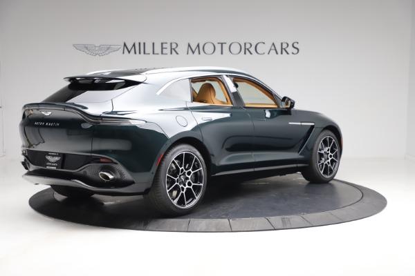 New 2021 Aston Martin DBX for sale $214,986 at Maserati of Greenwich in Greenwich CT 06830 7