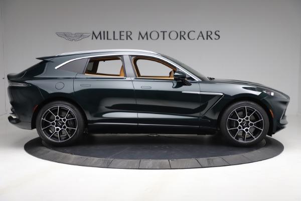 New 2021 Aston Martin DBX for sale $214,986 at Maserati of Greenwich in Greenwich CT 06830 8