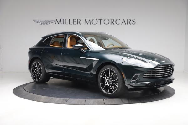New 2021 Aston Martin DBX for sale $214,986 at Maserati of Greenwich in Greenwich CT 06830 9