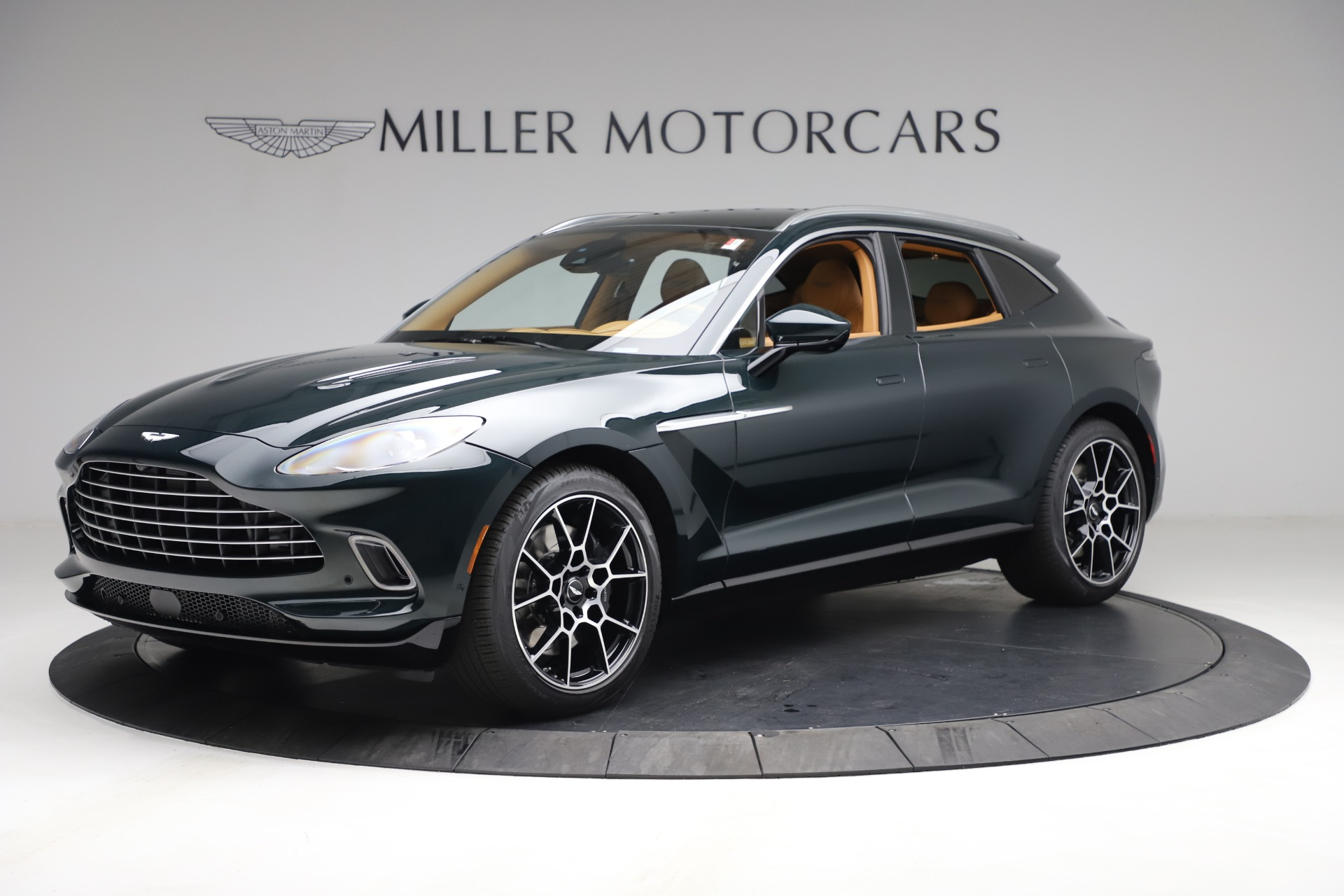 New 2021 Aston Martin DBX for sale $214,986 at Maserati of Greenwich in Greenwich CT 06830 1