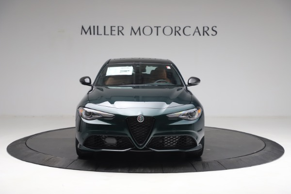 New 2021 Alfa Romeo Giulia Ti Sport Q4 for sale $54,050 at Maserati of Greenwich in Greenwich CT 06830 12