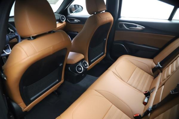 New 2021 Alfa Romeo Giulia Ti Sport Q4 for sale $54,050 at Maserati of Greenwich in Greenwich CT 06830 18