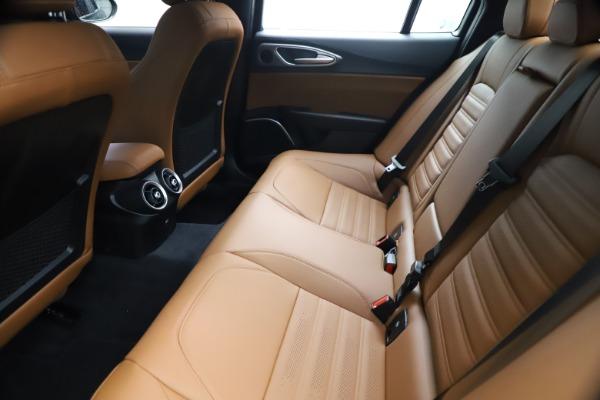 New 2021 Alfa Romeo Giulia Ti Sport Q4 for sale $54,050 at Maserati of Greenwich in Greenwich CT 06830 19