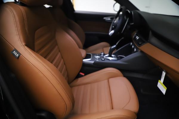 New 2021 Alfa Romeo Giulia Ti Sport Q4 for sale $54,050 at Maserati of Greenwich in Greenwich CT 06830 23
