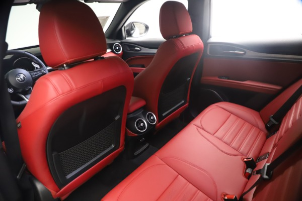 New 2021 Alfa Romeo Stelvio Ti Sport Q4 for sale $54,095 at Maserati of Greenwich in Greenwich CT 06830 18