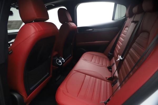 New 2021 Alfa Romeo Stelvio Ti Sport Q4 for sale $54,095 at Maserati of Greenwich in Greenwich CT 06830 19