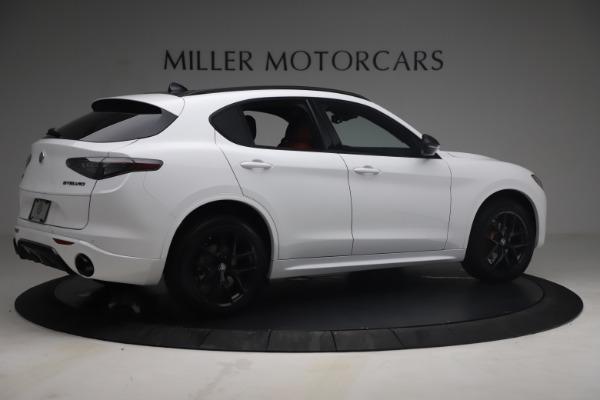 New 2021 Alfa Romeo Stelvio Ti Sport Q4 for sale $54,095 at Maserati of Greenwich in Greenwich CT 06830 9