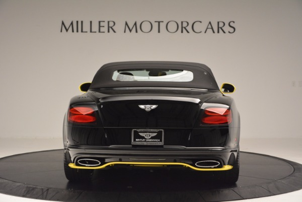 New 2017 Bentley Continental GT Speed Black Edition Convertible for sale Sold at Maserati of Greenwich in Greenwich CT 06830 15