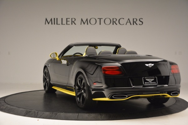 New 2017 Bentley Continental GT Speed Black Edition Convertible for sale Sold at Maserati of Greenwich in Greenwich CT 06830 5