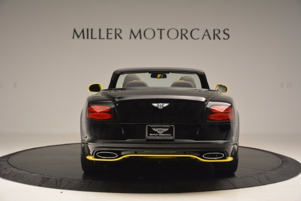 New 2017 Bentley Continental GT Speed Black Edition Convertible for sale Sold at Maserati of Greenwich in Greenwich CT 06830 6