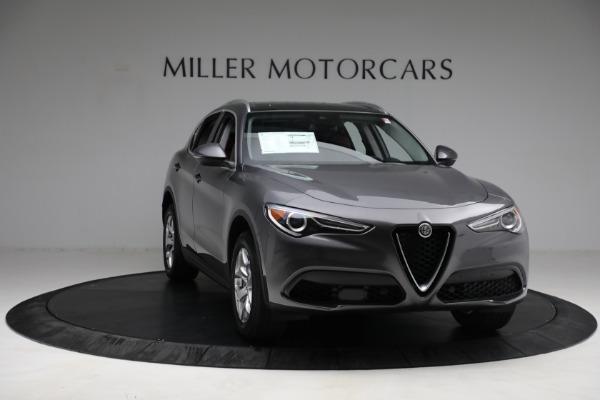 New 2021 Alfa Romeo Stelvio Q4 for sale $50,445 at Maserati of Greenwich in Greenwich CT 06830 11