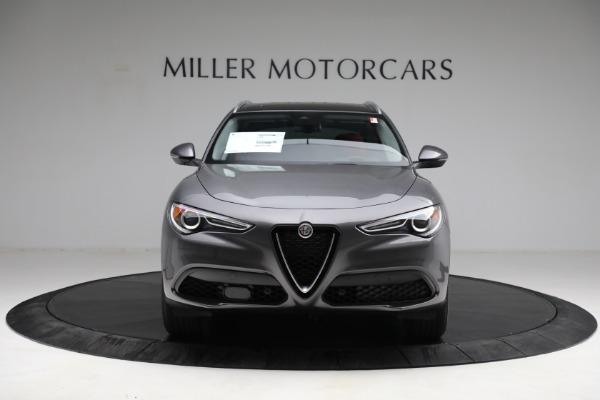 New 2021 Alfa Romeo Stelvio Q4 for sale $50,445 at Maserati of Greenwich in Greenwich CT 06830 12
