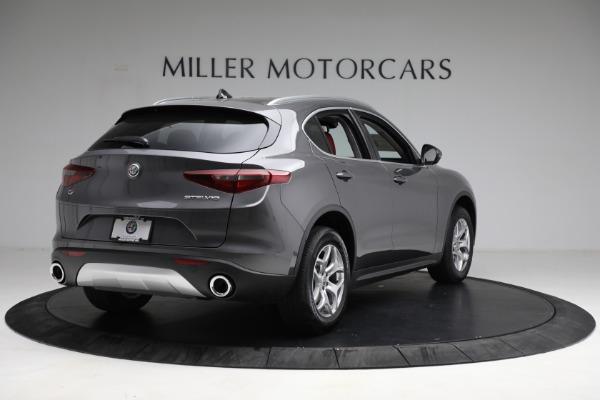New 2021 Alfa Romeo Stelvio Q4 for sale $50,445 at Maserati of Greenwich in Greenwich CT 06830 7