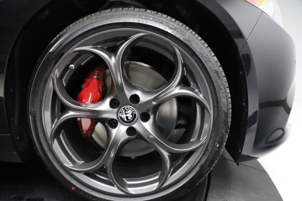 New 2021 Alfa Romeo Giulia Ti Sport Q4 for sale Sold at Maserati of Greenwich in Greenwich CT 06830 25