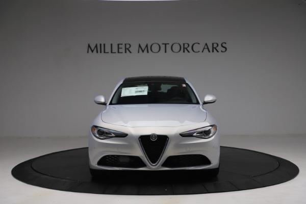 New 2021 Alfa Romeo Giulia Q4 for sale $48,245 at Maserati of Greenwich in Greenwich CT 06830 13