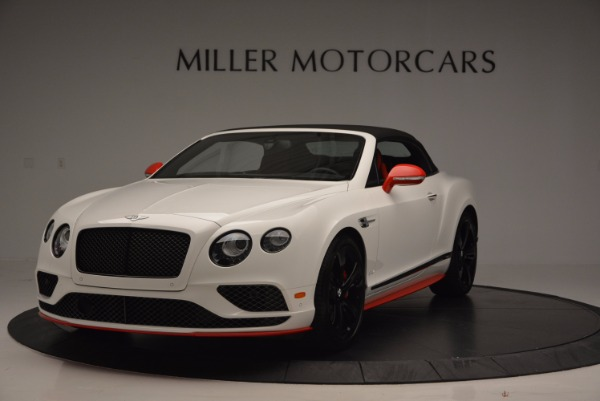 New 2017 Bentley Continental GT Speed for sale Sold at Maserati of Greenwich in Greenwich CT 06830 14