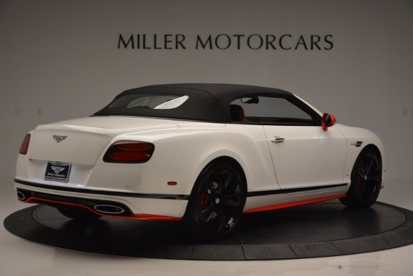 New 2017 Bentley Continental GT Speed for sale Sold at Maserati of Greenwich in Greenwich CT 06830 21