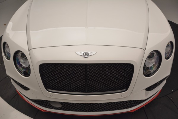 New 2017 Bentley Continental GT Speed for sale Sold at Maserati of Greenwich in Greenwich CT 06830 24