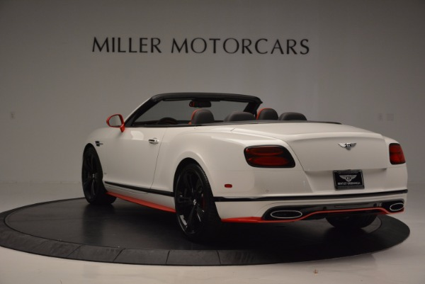 New 2017 Bentley Continental GT Speed for sale Sold at Maserati of Greenwich in Greenwich CT 06830 5