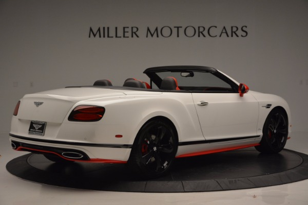 New 2017 Bentley Continental GT Speed for sale Sold at Maserati of Greenwich in Greenwich CT 06830 8