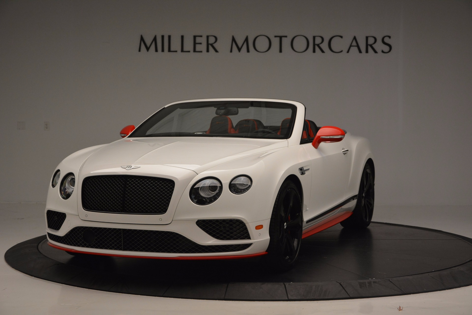 New 2017 Bentley Continental GT Speed for sale Sold at Maserati of Greenwich in Greenwich CT 06830 1