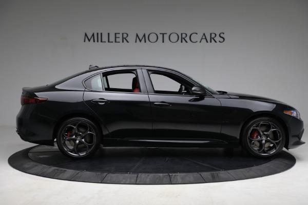 New 2021 Alfa Romeo Giulia Ti Sport Q4 for sale $54,050 at Maserati of Greenwich in Greenwich CT 06830 9