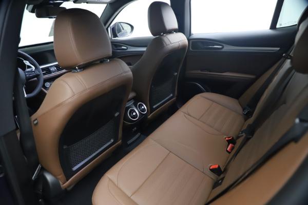 New 2021 Alfa Romeo Stelvio Ti Sport Q4 for sale $55,700 at Maserati of Greenwich in Greenwich CT 06830 16