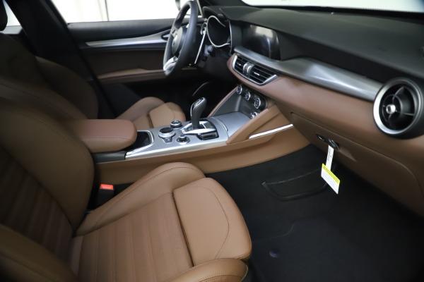 New 2021 Alfa Romeo Stelvio Ti Sport Q4 for sale $55,700 at Maserati of Greenwich in Greenwich CT 06830 20