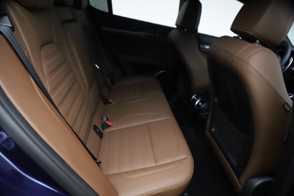 New 2021 Alfa Romeo Stelvio Ti Sport Q4 for sale $55,700 at Maserati of Greenwich in Greenwich CT 06830 24