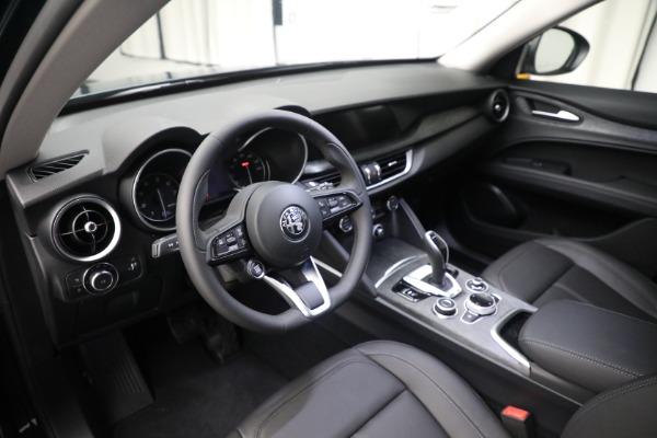 New 2021 Alfa Romeo Stelvio Q4 for sale $50,445 at Maserati of Greenwich in Greenwich CT 06830 16
