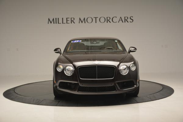 Used 2013 Bentley Continental GTC V8 for sale Sold at Maserati of Greenwich in Greenwich CT 06830 13