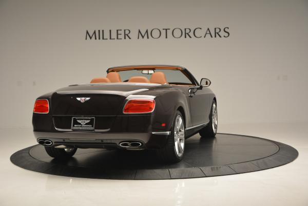 Used 2013 Bentley Continental GTC V8 for sale Sold at Maserati of Greenwich in Greenwich CT 06830 7