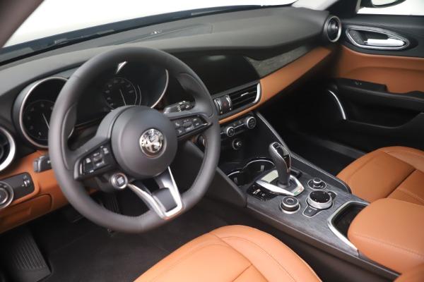 New 2021 Alfa Romeo Giulia Q4 for sale Sold at Maserati of Greenwich in Greenwich CT 06830 13