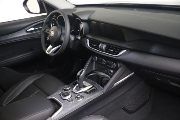 New 2021 Alfa Romeo Stelvio Q4 for sale $49,945 at Maserati of Greenwich in Greenwich CT 06830 16