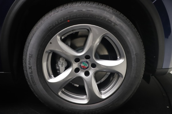 New 2021 Alfa Romeo Stelvio Q4 for sale $49,945 at Maserati of Greenwich in Greenwich CT 06830 17