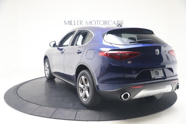 New 2021 Alfa Romeo Stelvio Q4 for sale $49,945 at Maserati of Greenwich in Greenwich CT 06830 5