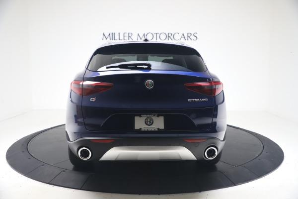 New 2021 Alfa Romeo Stelvio Q4 for sale $49,945 at Maserati of Greenwich in Greenwich CT 06830 6