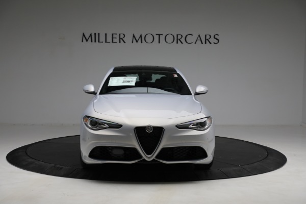 New 2021 Alfa Romeo Giulia Ti Sport Q4 for sale $53,050 at Maserati of Greenwich in Greenwich CT 06830 11