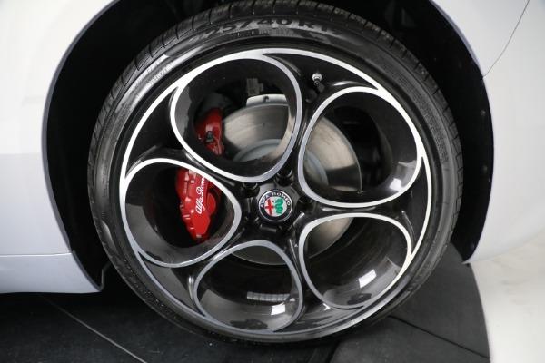 New 2021 Alfa Romeo Giulia Ti Sport Q4 for sale $53,050 at Maserati of Greenwich in Greenwich CT 06830 21