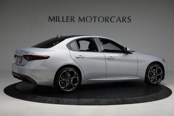 New 2021 Alfa Romeo Giulia Ti Sport Q4 for sale $53,050 at Maserati of Greenwich in Greenwich CT 06830 7