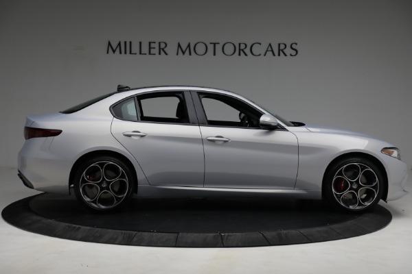 New 2021 Alfa Romeo Giulia Ti Sport Q4 for sale $53,050 at Maserati of Greenwich in Greenwich CT 06830 8