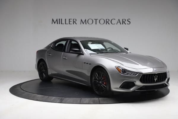 New 2021 Maserati Ghibli S Q4 for sale Sold at Maserati of Greenwich in Greenwich CT 06830 12