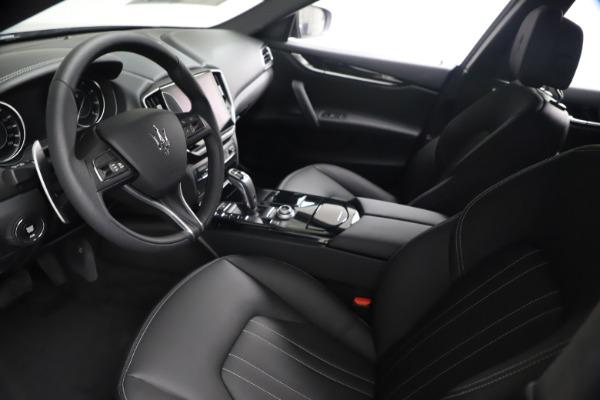 New 2021 Maserati Ghibli S Q4 for sale Sold at Maserati of Greenwich in Greenwich CT 06830 17