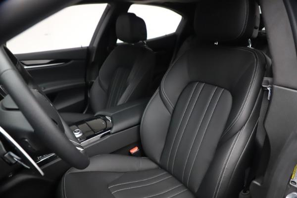 New 2021 Maserati Ghibli S Q4 for sale Sold at Maserati of Greenwich in Greenwich CT 06830 18