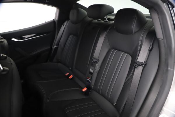 New 2021 Maserati Ghibli S Q4 for sale Sold at Maserati of Greenwich in Greenwich CT 06830 22